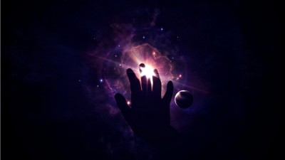touch the universe